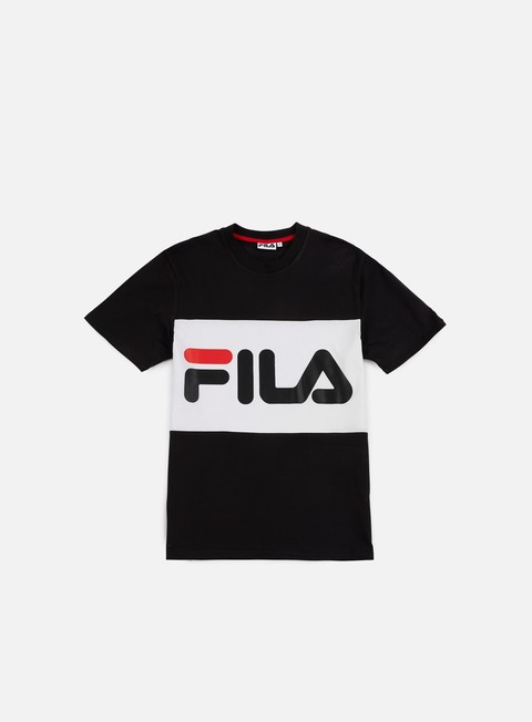 t shirt fila day t shirt black