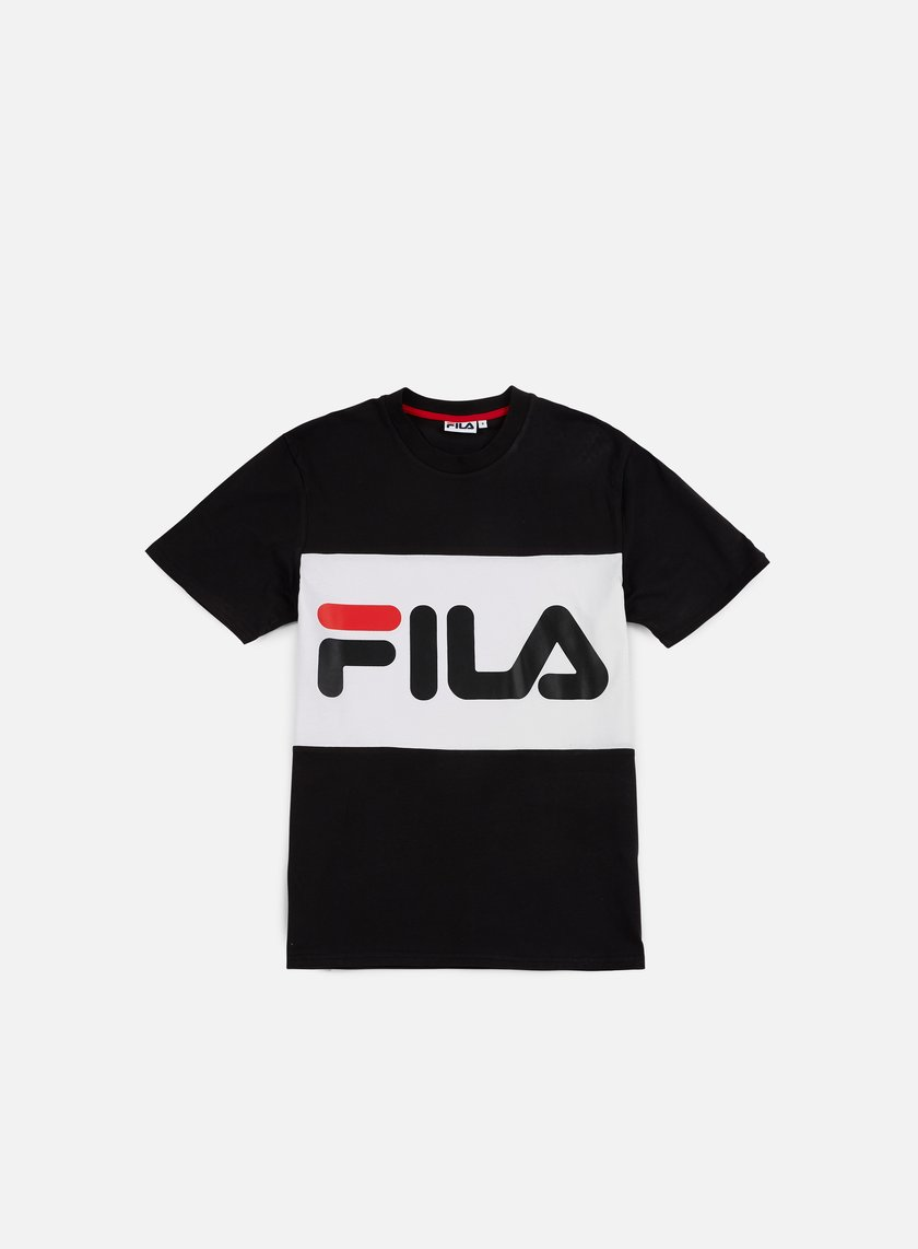 Fila - Day T-shirt, Black