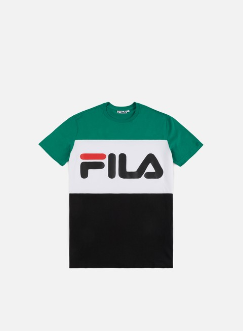 t shirt fila day t shirt black bright white shady glade