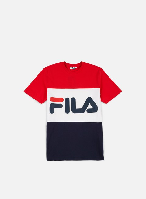 t shirt fila day t shirt black iris high risk red bright white