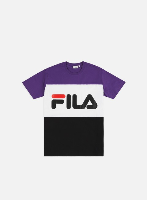 Outlet e Saldi T-shirt a Manica Corta Fila Day T-shirt