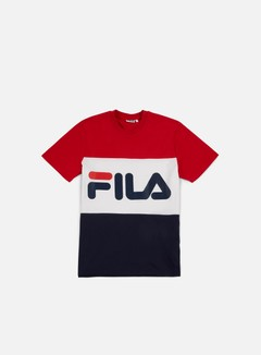 Fila - Day T-shirt, True Red