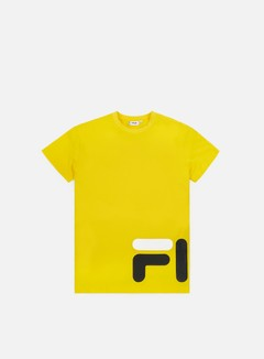 Fila - Eamon T-shirt, Empire Yellow