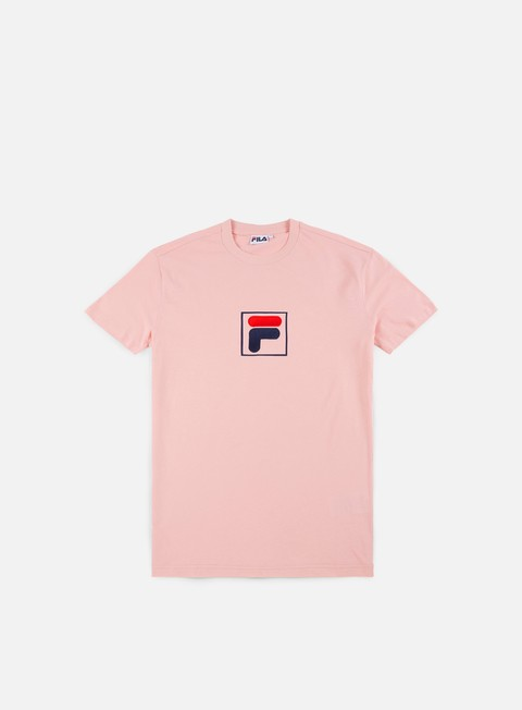 t shirt fila evan t shirt coral blush