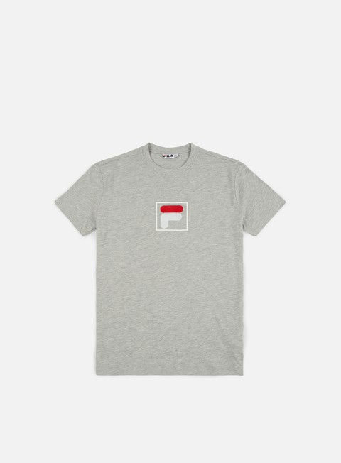 t shirt fila evan t shirt light grey melange