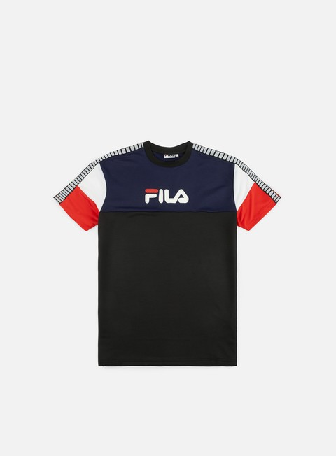 t shirt fila garret t shirt black