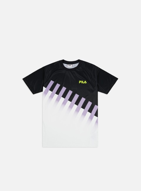 Outlet e Saldi T-shirt a Manica Corta Fila Garson Raglan T-shirt