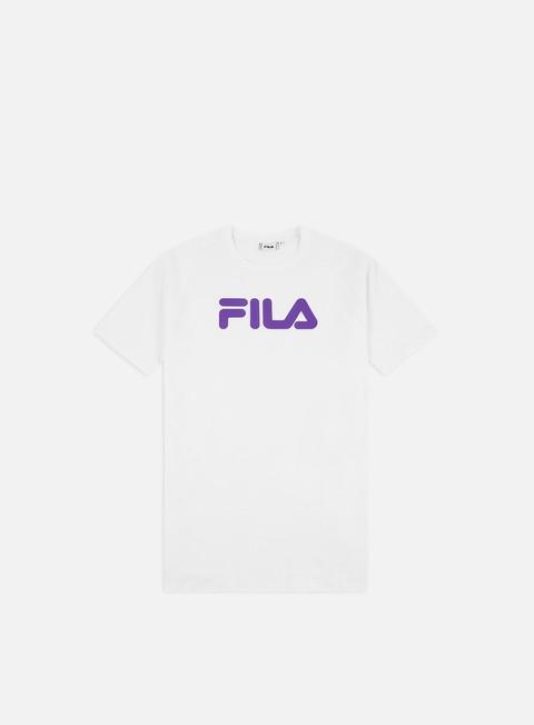 Outlet e Saldi T-shirt a Manica Corta Fila Gary Raglan T-shirt