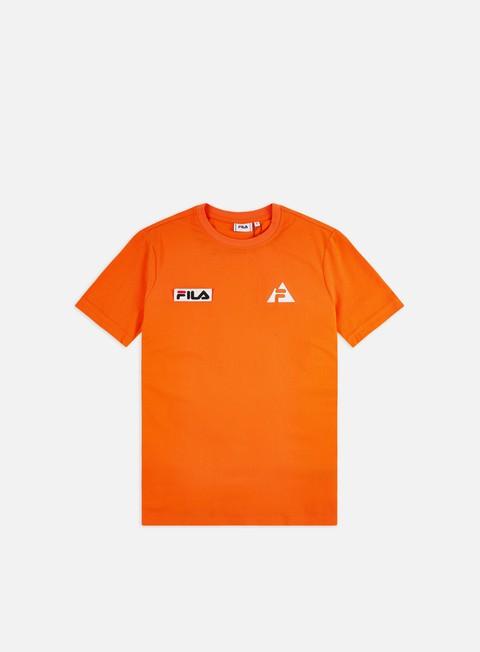 Outlet e Saldi T-shirt a Manica Corta Fila Hoyt T-shirt