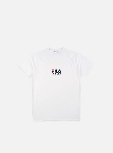 Sale Outlet Short Sleeve T-shirts Fila Jesse T-shirt