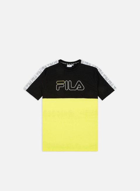 Fila Jopi Blocked Tape T-shirt