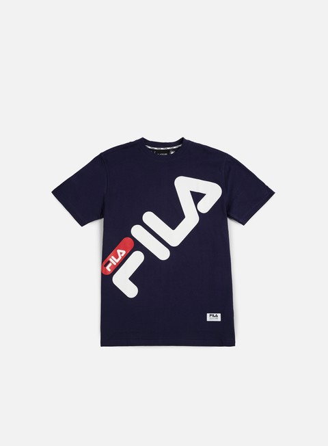 Sale Outlet Short Sleeve T-shirts Fila Marco T-shirt