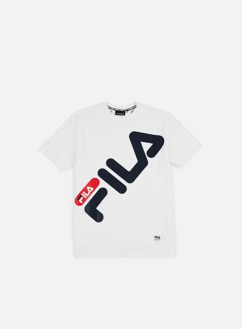 t shirt fila marco t shirt white