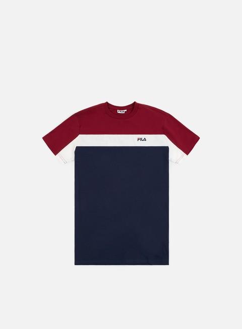 T-shirt a Manica Corta Fila Nabil T-shirt