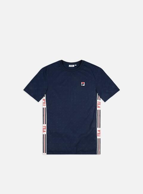 Short Sleeve T-shirts Fila Nariman AOP T-shirt