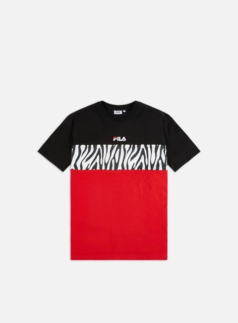 T-shirt a Manica Corta Fila Palti T-shirt
