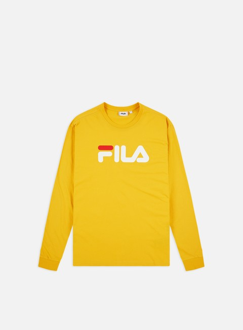 Sale Outlet Long Sleeve T-shirts Fila Pure LS T-shirt