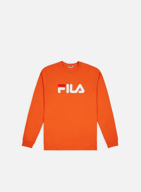 Long Sleeve T-shirts Fila Pure LS T-shirt