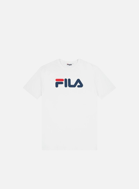 Sale Outlet Short Sleeve T-shirts Fila Pure T-shirt