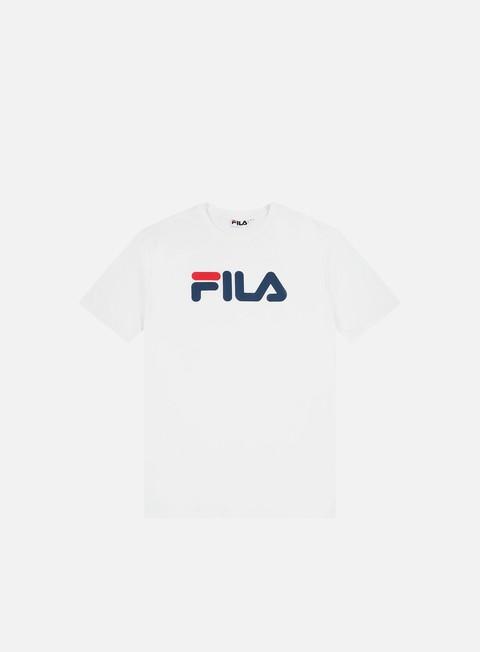 T-shirt a Manica Corta Fila Pure T-shirt