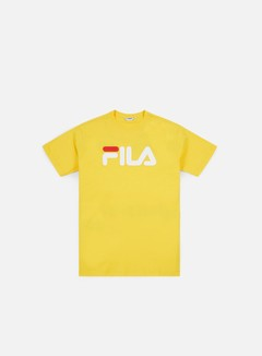 Fila - Pure T-shirt, Empire Yellow