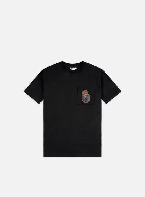 Short sleeve T-shirts Fila Raum Dropped Shoulder Pocket T-shirt