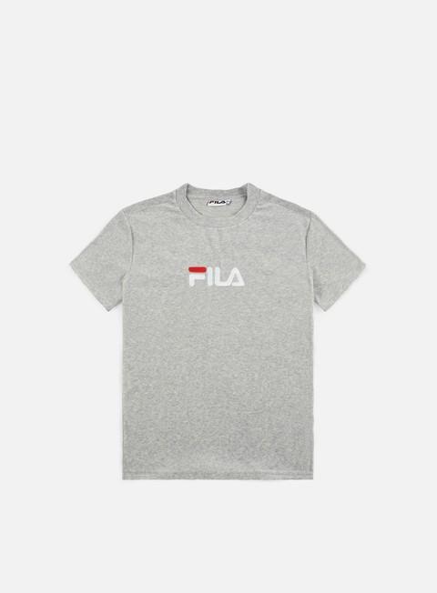 T-shirt a Manica Corta Fila Richard Velvet T-shirt