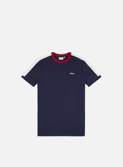 Sale Outlet Short sleeve T-shirts Fila Salus T-shirt