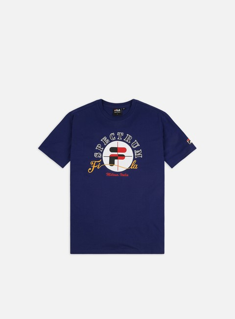 T-shirt a Manica Corta Fila Spectrum Power T-shirt