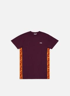 Fila - Talan T-shirt, Potent Purple