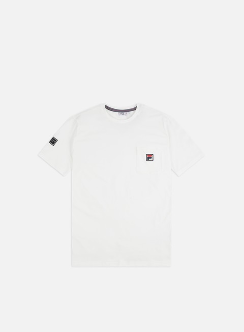 Short Sleeve T-shirts Fila Taren T-shirt