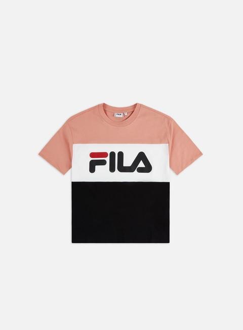 T-shirt a Manica Corta Fila WMNS Allison T-shirt