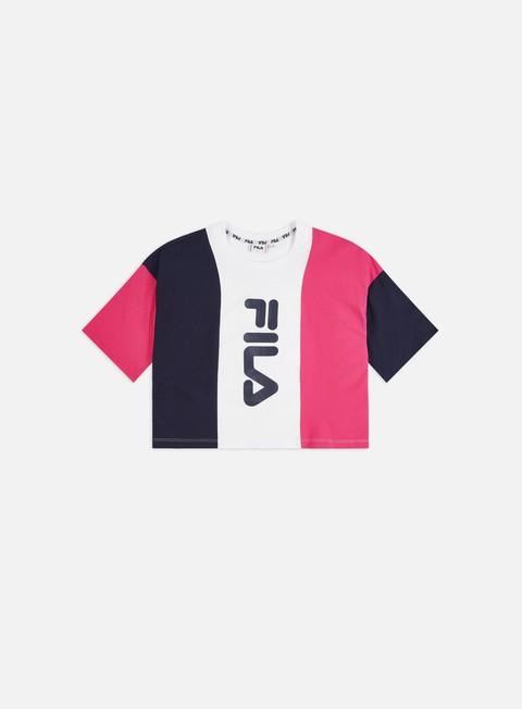 T-shirt a Manica Corta Fila WMNS Bai Cropped T-shirt