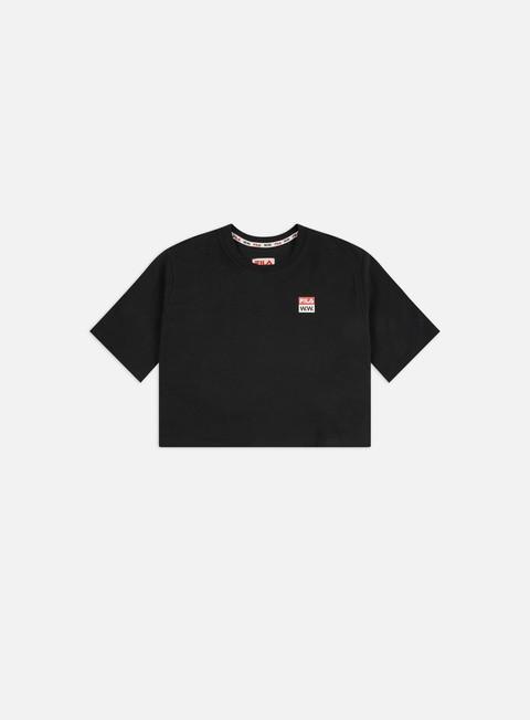 Short Sleeve T-shirts Fila WMNS Steffi T-shirt