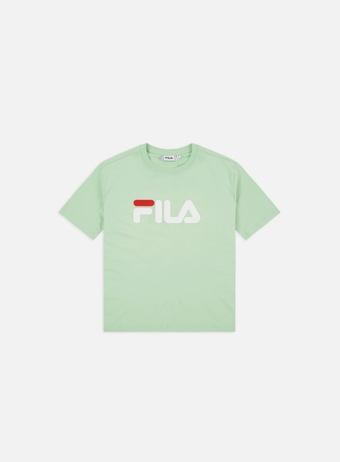 Short Sleeve T-shirts Fila WMNS Viivika Cropped T-shirt