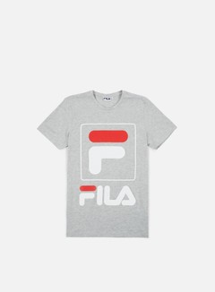 Fila - Zach T-shirt, Light Grey 1