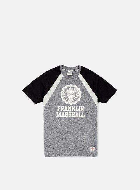 Short Sleeve T-shirts Franklin & Marshall Alumni Logo T-shirt