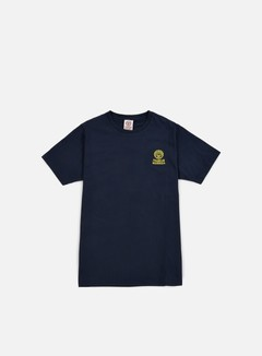 Franklin & Marshall - Basic Logo Embroidery T-shirt, Navy