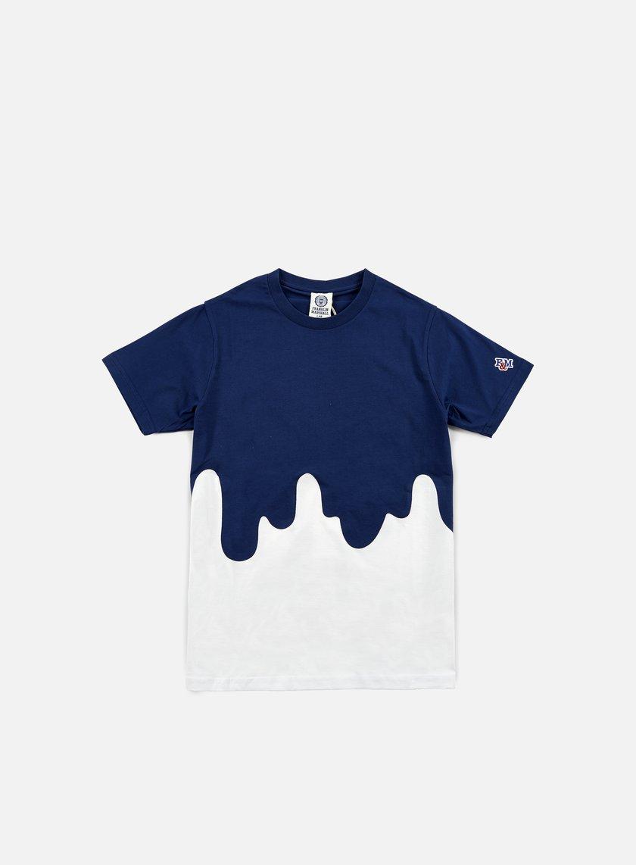Franklin & Marshall Drip Lab T-shirt