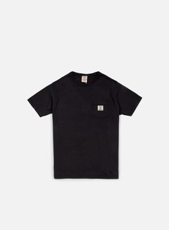 Franklin & Marshall - Pocket T-shirt, Black