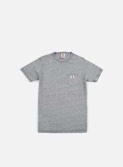 Franklin & Marshall - Pocket T-shirt, Grey Melange