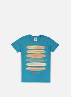 Franklin & Marshall - Surfboards T-shirt, Cloud 1