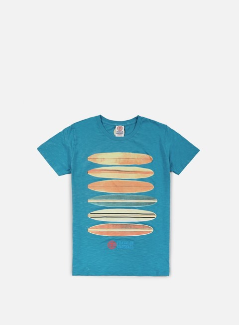 t shirt franklin e marshall surfboards t shirt cloud
