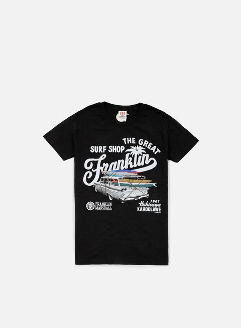 Sale Outlet Short sleeve T-shirts Franklin & Marshall The Great Surf Shop T-shirt