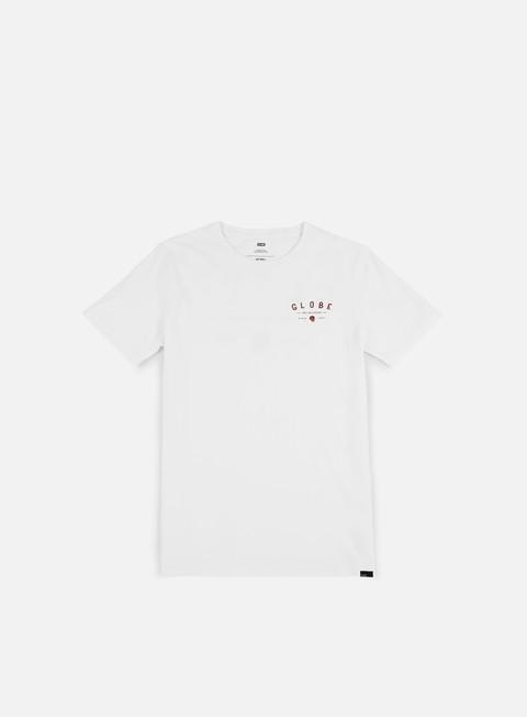 Outlet e Saldi T-shirt a Manica Corta Globe Alfred T-shirt