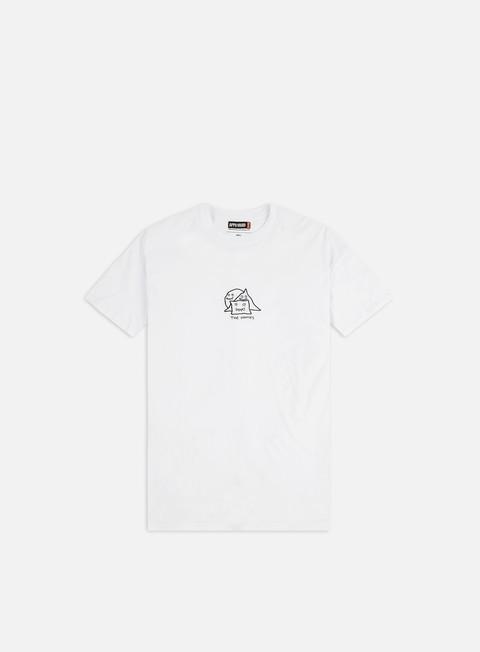 Outlet e Saldi T-shirt a Manica Corta Globe Appleyard Ramp T-shirt