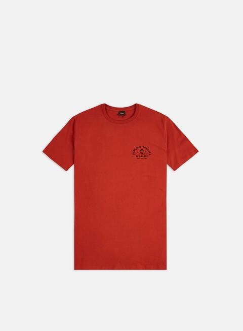 Outlet e Saldi T-shirt a Manica Corta Globe Arch T-shirt