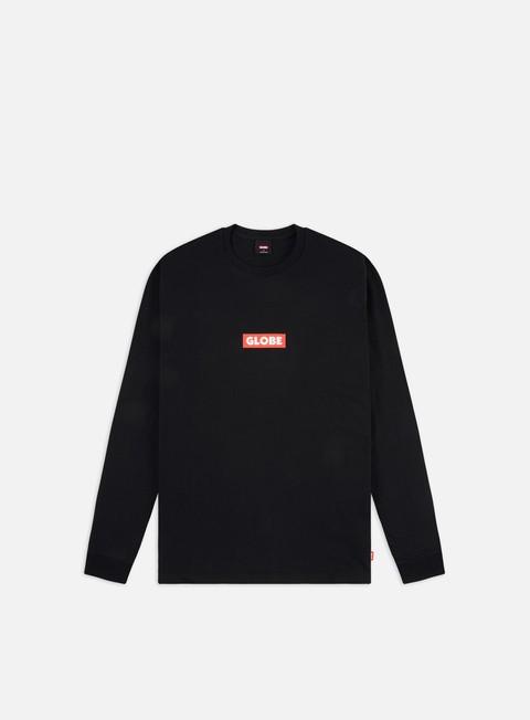 Long Sleeve T-shirts Globe Bar LS T-shirt