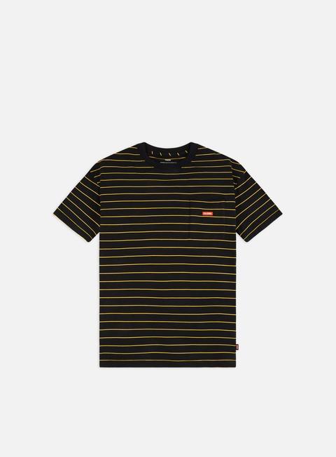 Outlet e Saldi T-shirt a Manica Corta Globe Bar Stripe T-shirt