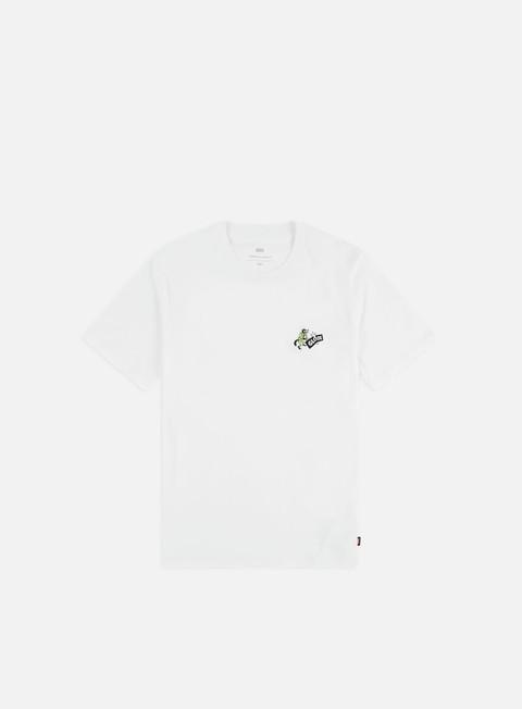 Outlet e Saldi T-shirt a Manica Corta Globe Black Stabber T-shirt